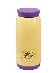 beige mignon créatrice de haute capacité thermos vide tasse
