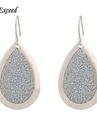 Earring Drop Earrings Jewelry Women Silver Plated 1pc Silver