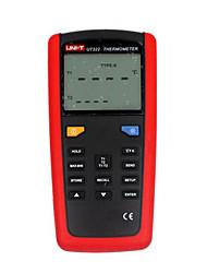 uni-t rouge ut322 pour thermomètre