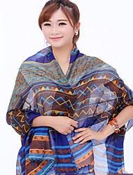 Bufanda Mujer Casual-Raso