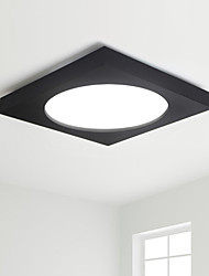 Modern LED Ceiling Lamp Metal Flush Mount Living Room / Bedroom / Dining Room / Kitchen / Bathroom