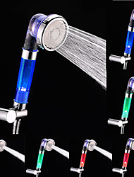 Torneira de Chuveiro-LED-Plástico ABS de Grau A(Pintura) - ESTILOContemporâneo