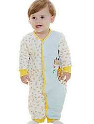 Boy's Cotton Overall & Jumpsuit,All Seasons Long Sleeve