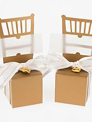 12 Stück / Set Geschenke Halter-Kreativ Kartonpapier Geschenkboxen Nicht personalisiert