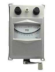 zc11d-10 blanc pour la résistance d'isolement mégohmmètre