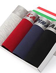 L'ALPINA Herren Modal Kurze Boxershorts 4 / box - 21119