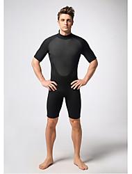 MYLEGEND® Homme Combinaisons Tenue de plongée Garder au chaud Vestimentaire zip YKK Costumes humides 3 à 3,4 mm Noir S M L XL XXLNatation