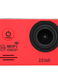 OEM SJ7000 Sports Action Camera 3MP 2048 x 1536 / 2592 x 1944 / 3264 x 2448 / 1920 x 1080 / 3648 x 2736 / 640 x 480WiFi / Waterproof /