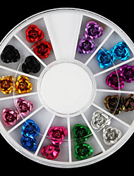 Nail Art Decoration Rhinestone Pearls Makeup Cosmetic Nail Art Design