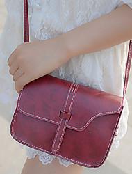 L.WEST® Women's British One Shoulder Messenger Packages/Shoulder Bag