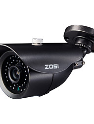 "ZOSI®  800TVL 1/3"" CMOS IR Cut Camera Outdoor Seurity Camera 42 Led Night Vision 120ft"