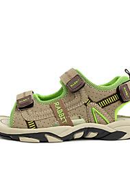 Para Meninos / Para Meninas-Sandálias-Inovador / Botas da Moda / Sapatos de Berço / Sandálias-Rasteiro-Azul / Verde / Vermelho-Courino-