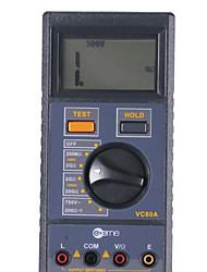 eone bleu vc60a pour la résistance d'isolation mégohmmètre