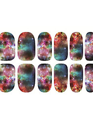 Abstract Japan Harajuku Style Star  Nail Jewelry