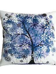 3D Design Print  BlueTree Decorative Throw Pillow Case Cushion Cover for Sofa Home Decor Polyester Soft Material