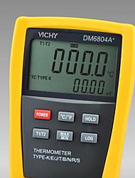 dm6804a vichy + jaune pour thermomètre