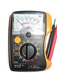 шанхай четвёртый электрический счетчик завод si7003 для типа указатель универсального счетчика
