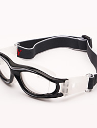 OPULY 040 Wearable Sports Glasses,Impact resistant/Myopia Population/ Small size/Adjustable Side Pads/Unisex