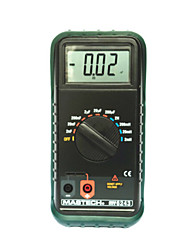 MASTECH MY6243 Green for Resistance Capacitance Inductance Table