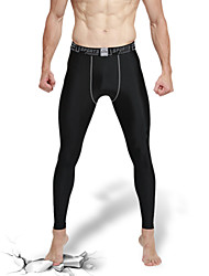 Men's Running Pants/Trousers/Overtrousers Tights Leggings BottomsBreathable Quick Dry High Breathability (>15,001g) Compression
