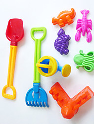Summer Toys Beach Toys Tool Combination (8Pcs)