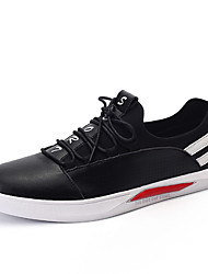 British Style Men's Casual Breathable Shoes in Daily Life