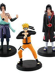 Naruto Naruto Uzumaki PVC One Size Figures Anime Action Jouets modèle Doll Toy