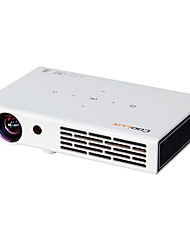 COOLUX® DLP Mini-Projektor WXGA (1280x800) 300 Lumens LED 16:9