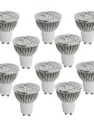 10pcs MORSEN® GU10/GU5.3 5W 350-400LM Support Dimmable Light LED Spot Bulb