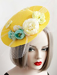 The Latest Design Grenadine Flower Hat