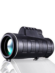 Other 8 40 mm Monocular AchromaticFogproof / Genérico / Case de Transporte / Roof Prism / Militar / Alta Definição / Spotting Scope /