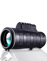 Other 8 40 mm Monoculaire AchromaticAntibuée / Générique / Coffret de Transport / Prisme en toit / Militaire / Haute Définition /