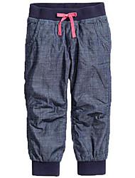 Pantalones Chica deAlgodón-Invierno / Primavera-Azul