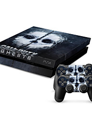 New Protective Sticker Cover Skin for PS4(TN-PS4-0005)
