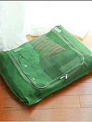 Organizador de MalaForOrganizadores para Viagem / Acessório de Bagagem Tecido Azul / Verde / Laranja / Rose 37*41