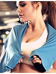serviette de refroidissement de la glace -Sports pression instantanée gymnase de golf serviette de yoga pour votre nuque pour tous les