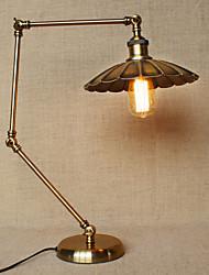 Luzes de Secretária-Moderno/Contemporâneo-Metal-Braço Dobrável