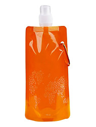 Travel Travel Bottle & Cup / Inflated Mat Foldable Travel Drink & Eat Ware Plastic