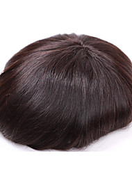 "7""*9"" Men's Toupees Wigs Hair Replacement System for Men Natural Looking"
