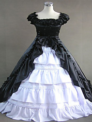 Steampunk® Multilayer Ruffled Gothic Lolita Dresses Wholesalelolita Design