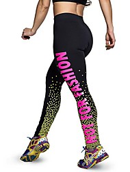 Medium-Polyester-Legging-Vrouw-Legging