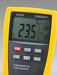 Vichy dm6805a + желтый для термометра
