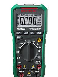 mastech ms8250b 40m (ω) 1000 (v) 20 (a) professinal multímetros digitales
