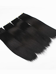 "16""-28""Tape Hair Extenisons 20pcs/set Tape In Human Hair Skin Weft Brazilian Hair Extension"