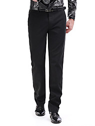 Seven Brand® Men's Suit Pants Black-703S808688