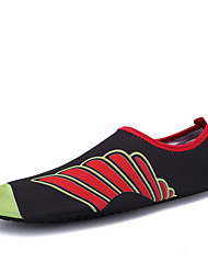 Men's Upstream shoes/Bathing Shoes/Fitness Shoes Shoes Satin Black / Yellow