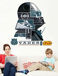 Palavras e Citações Wall Stickers Autocolantes de Aviões para Parede,PVC 48x60X0.1