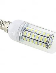 10W E14 / G9 / B22 / E26/E27 LED-maissilamput T 48 SMD 5730 1000 lm Lämmin valkoinen / Kylmä valkoinen AC 220-240 V