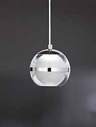 5W Modern/Contemporary LED Acrylic Pendant Lights / Dining Room / Study Room/Office