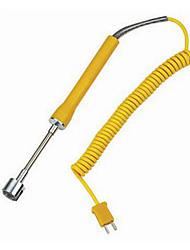 jnda wrnm-01 amarelo por sonda de temperatura
